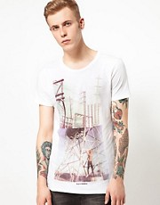 Supremebeing T-Shirt Special Cali Mist Photo Print