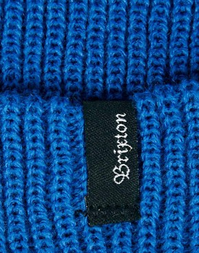 Image 3 ofBrixton Heist Beanie