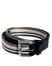 Paul Smith Jeans Webbing Belt