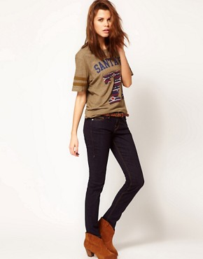 Image 4 ofTrue Religion Halle Skinny Jean