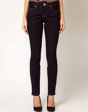 Image 1 ofTrue Religion Halle Skinny Jean