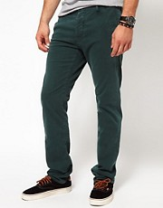 Chinos de sarga de corte slim Bronson de G-Star