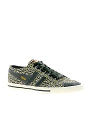 Gola Liberty Quota Pepper Grey Trainers
