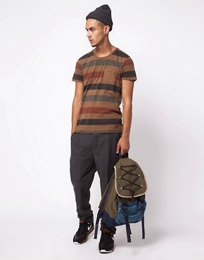 Image 4 ofMinimum Washed Stripe T-Shirt