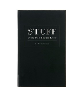 Stuff Every Man Should Know Book