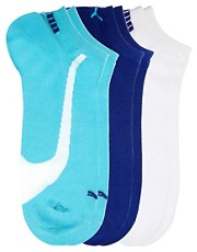 Puma 3 Pack Trainer Liners