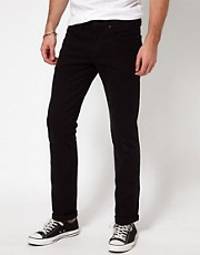 Levis Jeans 511 Slim Fit Black Stretch