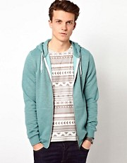 ASOS Zip-Through Hoodie