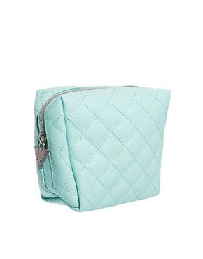 Image 2 of Pixi Quilted Make-Up Bag