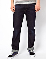Lee 101 Z Jeans Regular Slim Fit Isko White Selvage