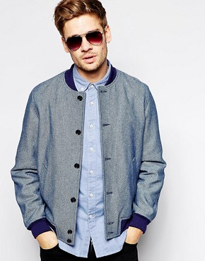Image 3 ofASOS Gunmetal Aviator Sunglasses