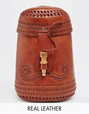 Hiptipico Hand Crafted Mani Leather Bag