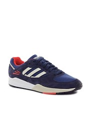 Adidas Originals Blue Tech Super Trainers
