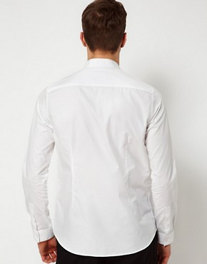 Image 2 ofASOS Smart Shirt With Wing Collar