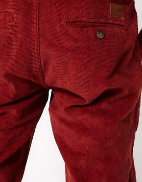 Image 3 ofMinimum Slim Fit Cord Trouser