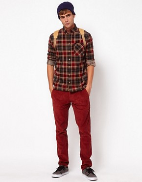 Image 4 ofMinimum Slim Fit Cord Trouser