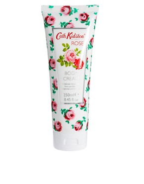 Image 1 ofCath Kidston Rose Body Cream 250ml