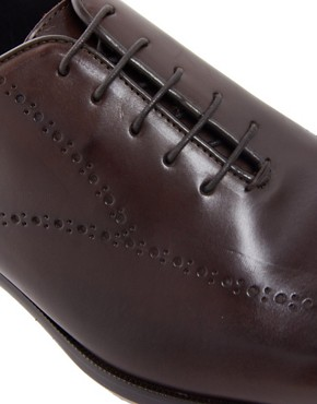 Image 2 ofRolando Sturlini Punch Detail Oxford Shoes