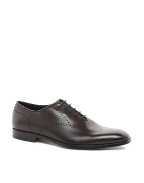 Image 1 ofRolando Sturlini Punch Detail Oxford Shoes