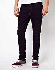 ASOS - Jeans super skinny indaco