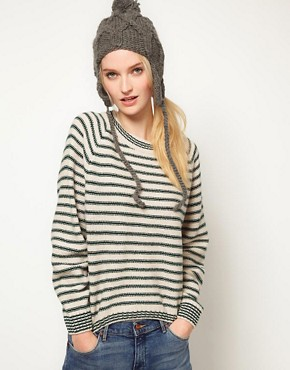 Image 1 of YMC Super B's Stripe Sweater