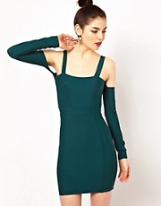 Boulee Kristen Bandage Dress