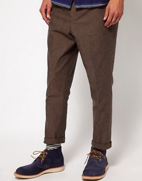 Image 1 ofSelected Tapered Trousers