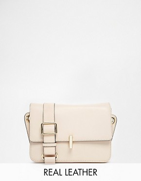 Reiss Leather Bum Bag/Shoulder Bag