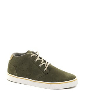 Image 1 ofAdidas Originals Foray Suede Chukka Boots