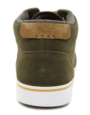 Image 2 ofAdidas Originals Foray Suede Chukka Boots