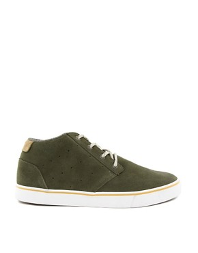 Image 4 ofAdidas Originals Foray Suede Chukka Boots