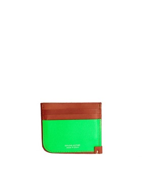 Image 2 ofPaul Smith Jeans Leather Cardholder