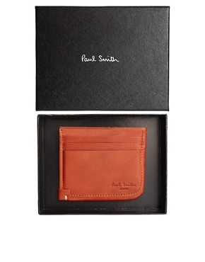 Image 3 ofPaul Smith Jeans Leather Cardholder