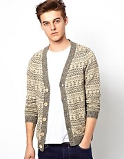 Selected Anchor Cardigan