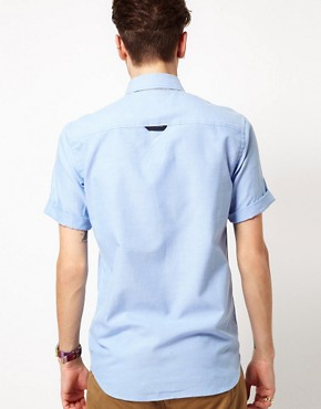 Image 2 ofMinimum Faxon Oxford Shirt