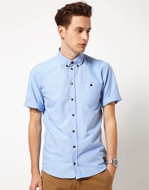 Image 1 ofMinimum Faxon Oxford Shirt