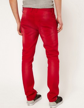 Image 2 ofSolid Stretch Skinny Jean