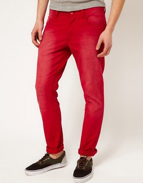 Image 1 ofSolid Stretch Skinny Jean