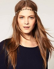 ASOS Disc Crown Head Band