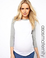 ASOS MATERNITY  Oberteil mit Raglanrmeln