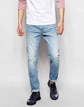 Only & Sons Lightwash Skinny Jeans