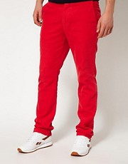 Hentsch Man Trousers Cords Joe