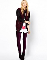 ASOS Leggings in Velvet Cord