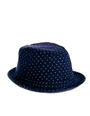 Paul Smith Jeans Trilby Hat