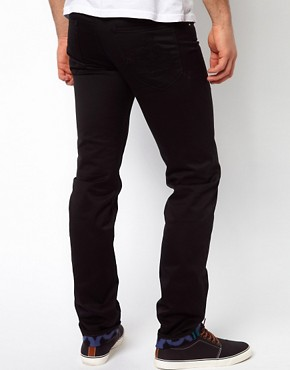 Image 2 ofVivienne Westwood Anglomania for Lee Jeans Classic Straight Black