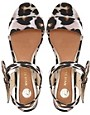 Image 3 ofRiver Island Leopard Print Wedges