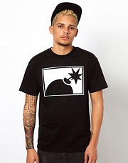 The Hundreds T-Shirt Forever Half Bomb