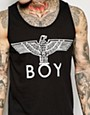 Image 3 ofBOY London Vest with Eagle Print