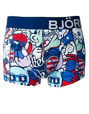 Bjrn Borg  Wakey Wakey  Unterhose