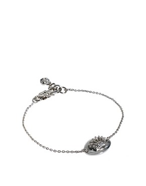 Image 1 ofJuicy Couture Crown Wish Bracelet